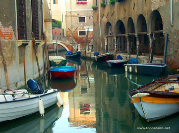 Cheap Venice Vacations - Seeing Venice The Inexpensive Way