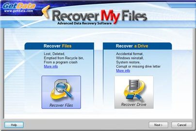 Which Programs Offer a Data File Recovery System