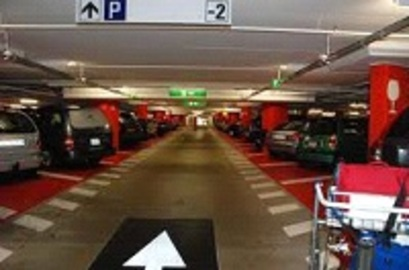 Finding Parking Airport Space Quickly
