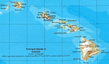 Best Times For  Pleasant Hawaii Vacations