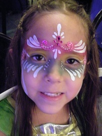 Face Painting Sets For Fairy Birthday Parties