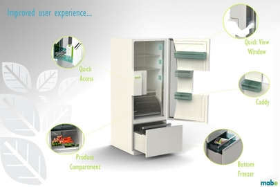 What Is the Newest Fridge Display Technology