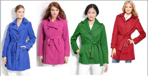 Clothing Trends For the Trench Coat