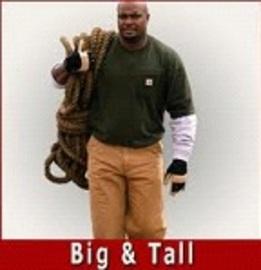 The Best Big & Tall Apparel