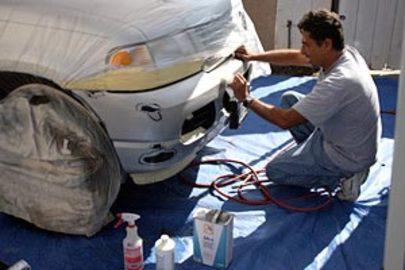 How To Repair a Car Bumper