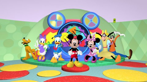 What Is Clubhouse Mickey Mouse