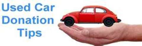 About Donating Car To Charity