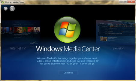 What Is Windows Media Center?