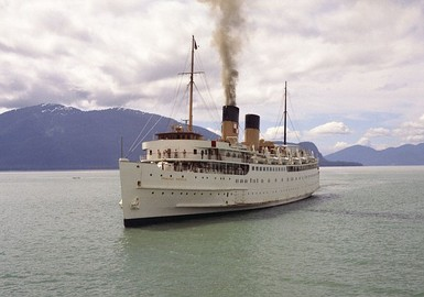 History Of the Princess Cruise Line