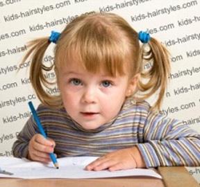 5 Hair Styles For a Little Girl