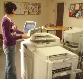 Print X a Didital Printer System For This Century