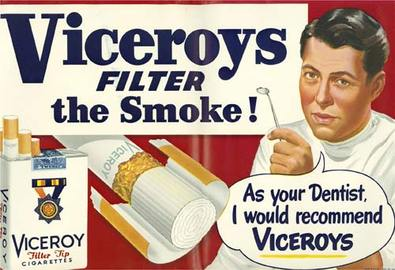 a Brief History Of Cigarettes Advertising