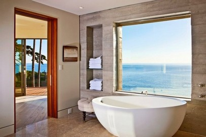 Bathroom Style Ideas For Your Villa on the Beach