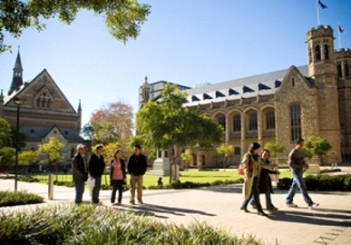 About Australian Universities