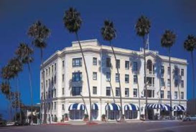 Historical California Hotels