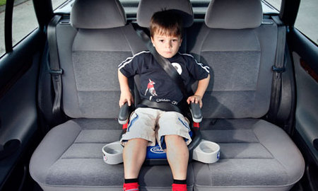 Booster Car Seat Installation