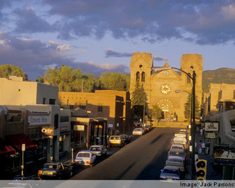 Santa Fe Vacations - Art & Food In America's Southwest