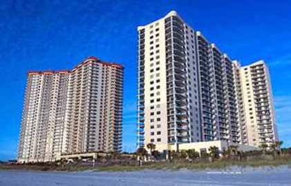 Enjoy A Vacations At The Kingston Plantation In Myrtle Beach