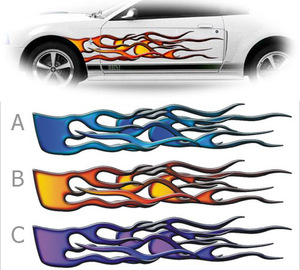 About Styling Car Decals