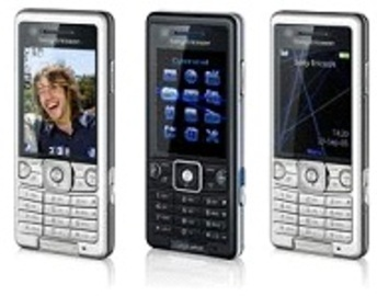 Information About the Sony Ericsson 3G