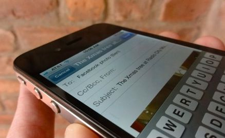 How To Email From a Mobile Phone