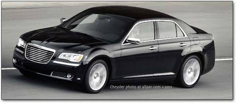 About Chrysler's 300 Car