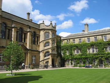 Top 5 Universities England