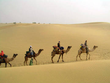 Vacations In The Sahara Desert - A Must For Every Desert Lover