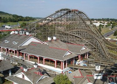 Vacations Experience Of A Lifetime - Hershey Park In Pennsylvania
