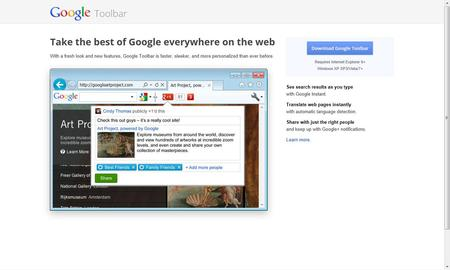 How To Download And Install the Google Toolbar