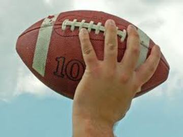 How To Make the Football Spiral When Throwing It