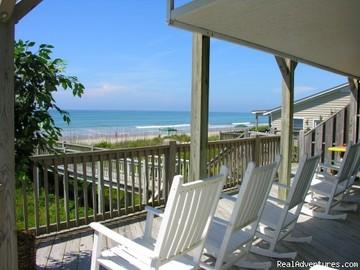 Beach Vacations North Carolina And It's Seasonal Appeal