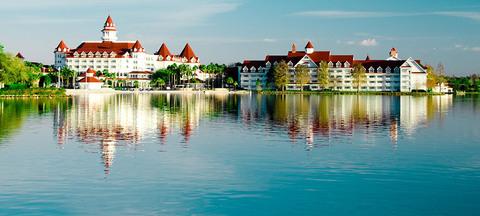 Walt Disney Hotels With Luxury Amenities