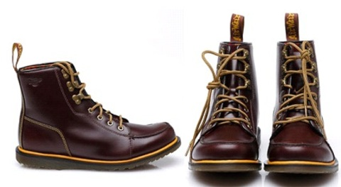 About Dr. Martens Shoes