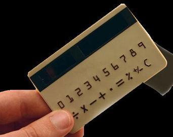 Using a credit line calculator