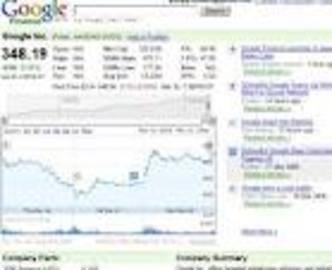 How To Find Stock Information on Google Finance