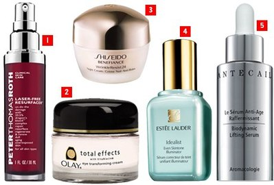 Five Products To Make Your Skin New And Young-Looking
