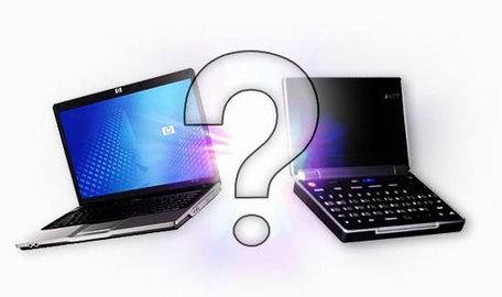 Notebook Laptop Vs Netbook Laptop