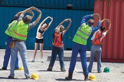 Top Tips For Worksite Wellness