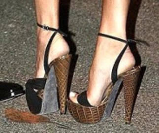 Favorite Shoes Of Celebrities