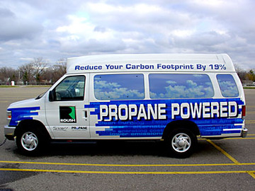 Advantages Of Propane Alternative Fuel