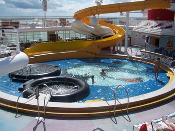 Fun Family Vacations - On Cruise!