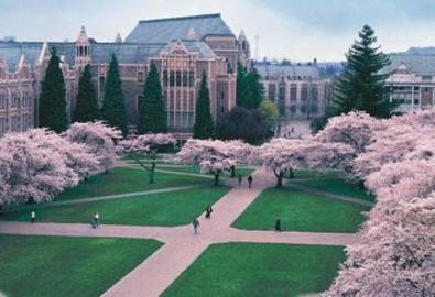 Best 2 Universities Washington
