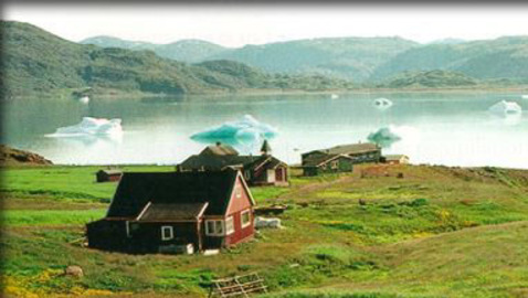 Popular Greenland Vacations Spots