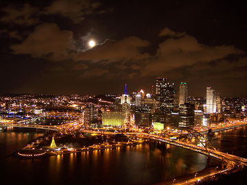The Five Best Hotels Pittsburgh