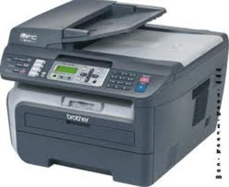 Information on a Brother Printer