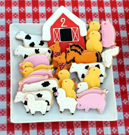Planning A Birthday Parties In Farm House?