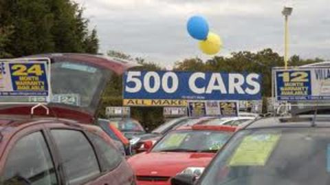 About Used Cars Buy on Lots