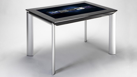 About the Table Tablet Displays