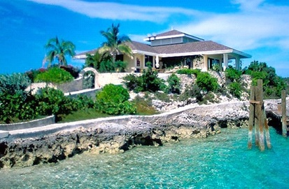 The Luxury Of A Bahama Vacations Villa
